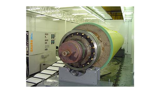 Rotational Rolls Covering Units